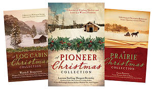 Christmas Fiction Gift Set - Three Books