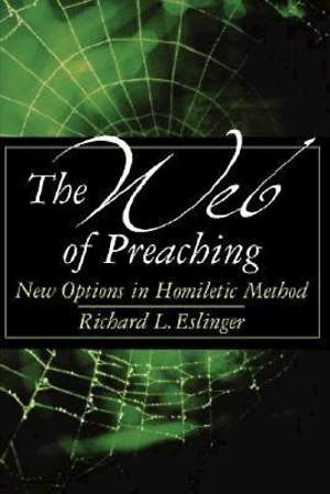 The Web of Preaching - eBook [ePub]