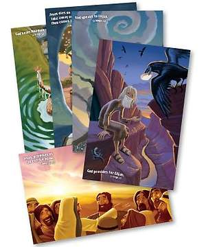 Group Easy VBS 2015 Bible Story Posters (set of 5)