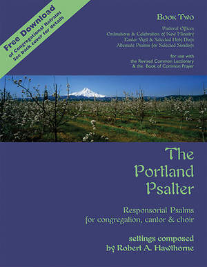 The Portland Psalter Book Two