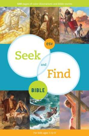 English Standard Version Seek and Find Bible