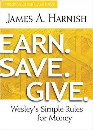 Earn. Save. Give. Program Guide Flash Drive