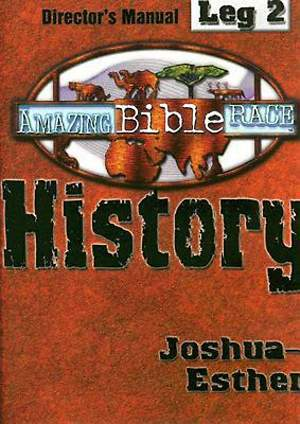 Amazing Bible Race, Director`s Manual, Leg 2 CDROM