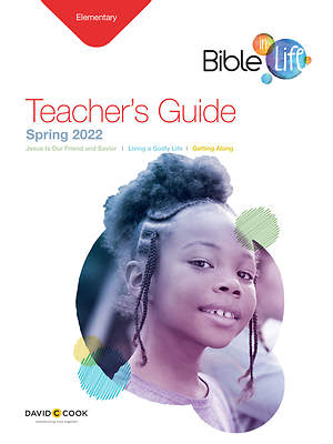Bible-in-Life Elementary Teacher's Guide Spring 2015