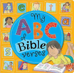 My ABC of Bible Verses (Board Book)