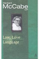 Law, Love, Language