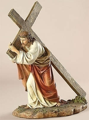 Joseph Studio Way Of The Cross Figure