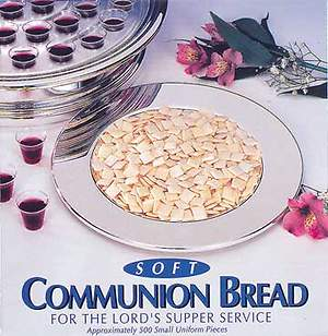Communion Bread Soft (Box of 500)