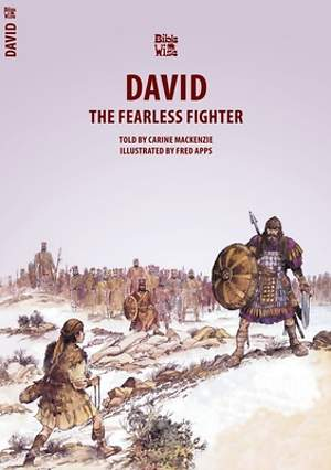 Fearless Fighter-David