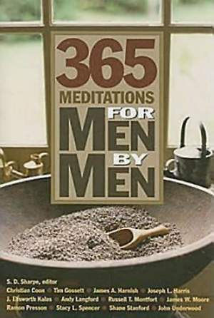 365 Meditations for Men by Men - eBook [ePub]