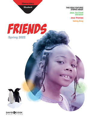 Bible-in-Life Elementary Friends Spring 2015