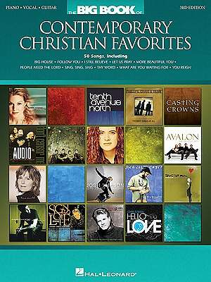 The Big Book of Contemporary Christian Favorites