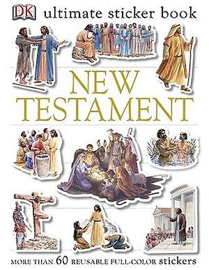 Ultimate Sticker Book New Testament