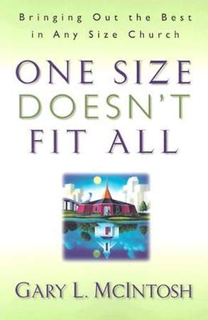 One Size Doesn`t Fit All