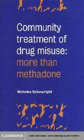 Community Treatment of Drug Misuse [Adobe Ebook]