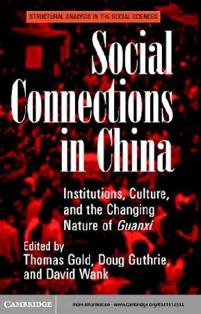 Social Connections in China [Adobe Ebook]