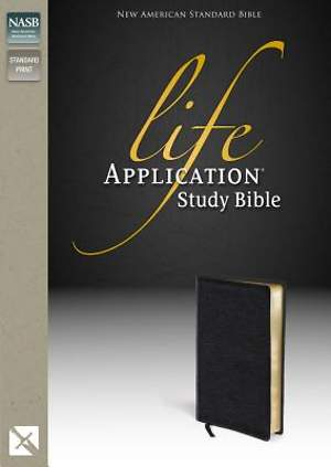 New American Standard Life Application Study Bible