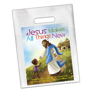 Jesus Makes All Things New - Goodie Bag (Pk 12)
