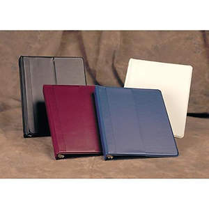 "Three-Ring 3/4"" Black Anthem Binder"