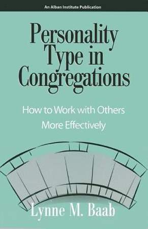 Personality Types In Congregations