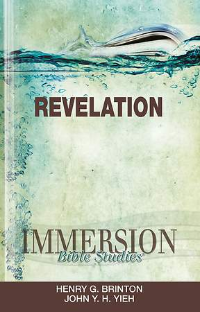 Immersion Bible Studies: Revelation - eBook [ePub]