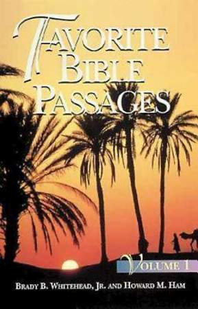 Favorite Bible Passages Volume 1 Student
