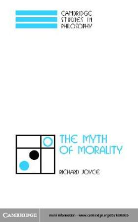 The Myth of Morality [Adobe Ebook]