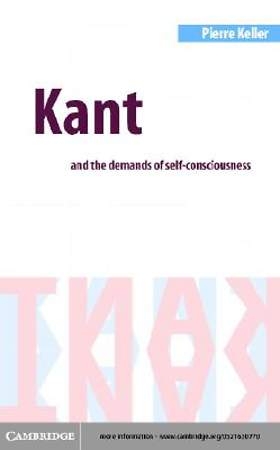 Kant and the Demands of Self-Consciousness [Adobe Ebook]