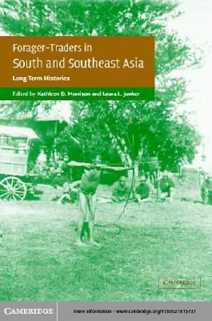 Forager-Traders in South and Southeast Asia [Adobe Ebook]