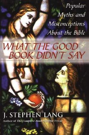 What the Good Book Didn`t Say