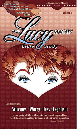 The Lucy Show Bible Study, Volume 1 Video Leader Kit