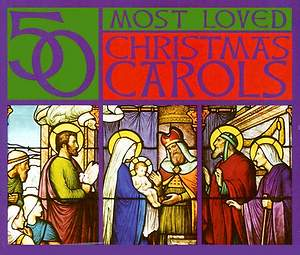 50 Most Loved Christmas Carols CD