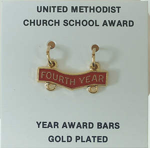 United Methodist Attendance Bar 4