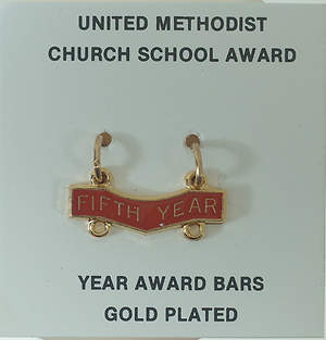 United Methodist Attendance Bar 5